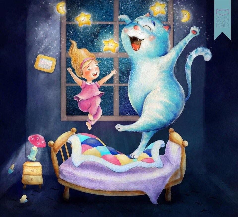 липы смешные картинки на тему снов очень