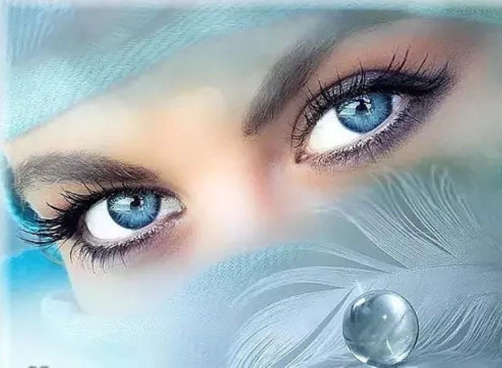 Открытка твои глаза, картинки случаи жизни