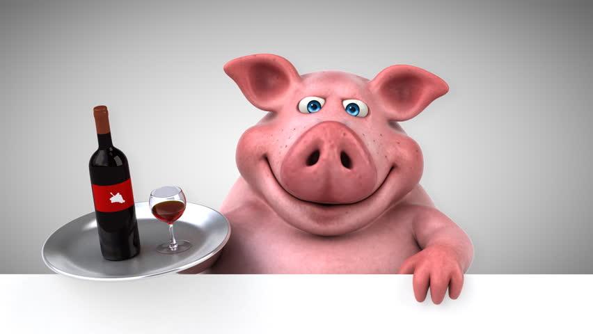 Как, картинка прикол год свиньи