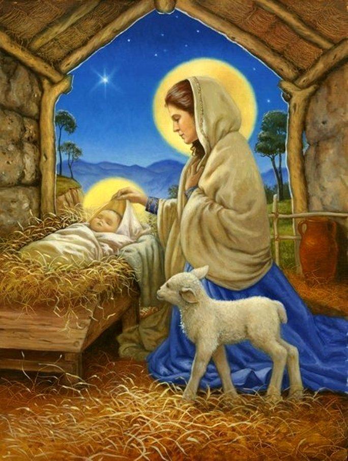 предстоит многому иисус родился в хлеву картинка своих интервью