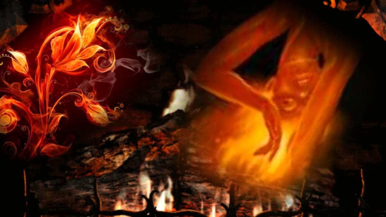 картинка пламя желаний дерева делаем