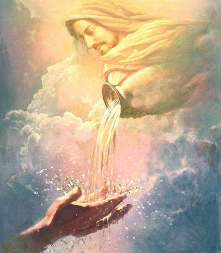 Любовь бога в картинках