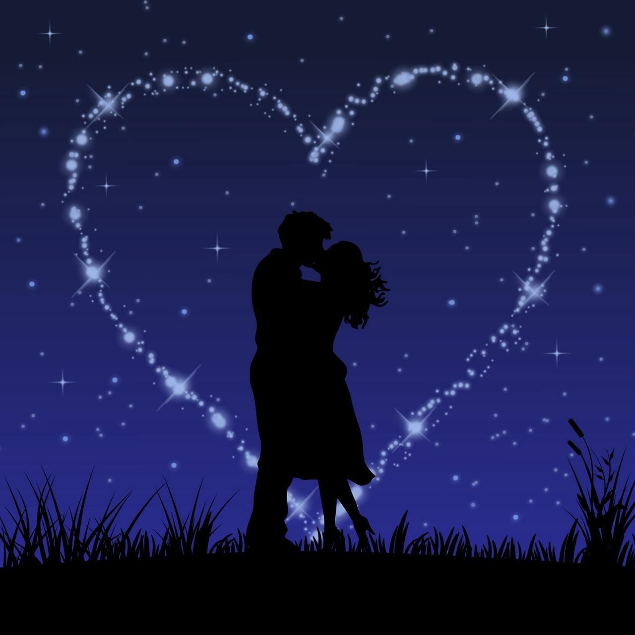 Картинки спокойной ночи молодому человеку романтичные