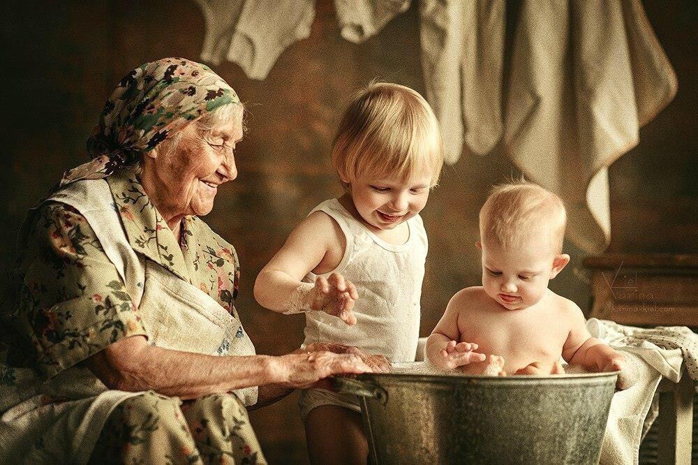 Картинки с бабушкой