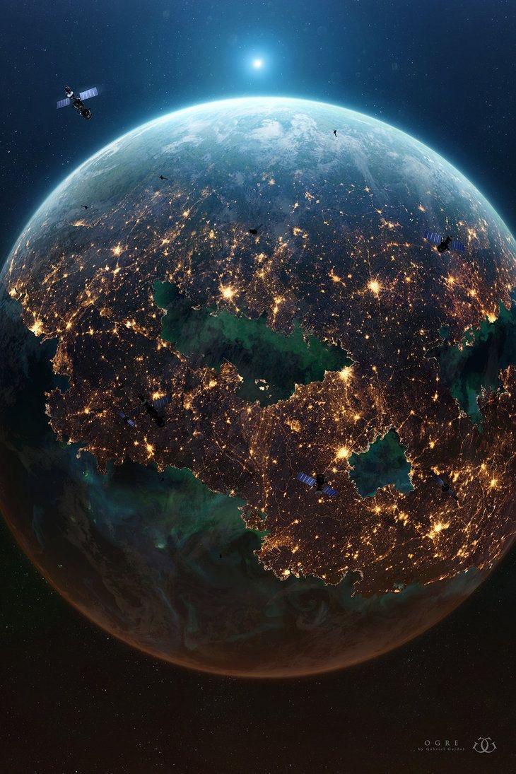 Планеты мира картинки
