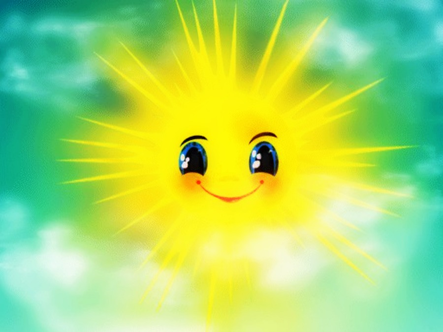 Картинки хорошего качества солнышко