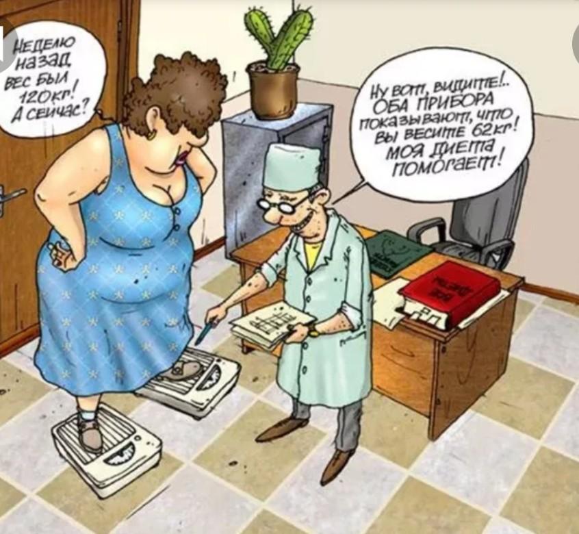 Смешные картинки по диете