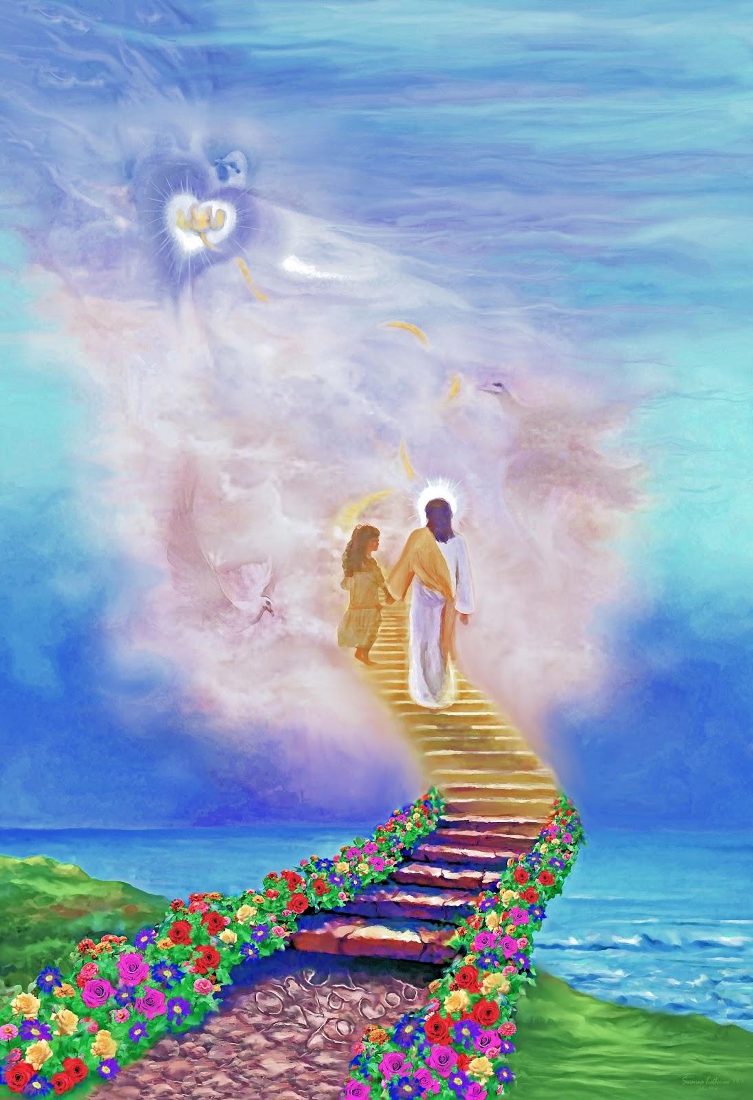 картинки с темой рай любви и счастья коллажировании как