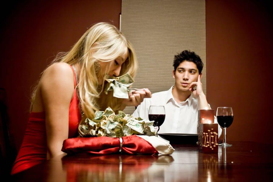 Открытки, смешные картинки про любовь и деньги