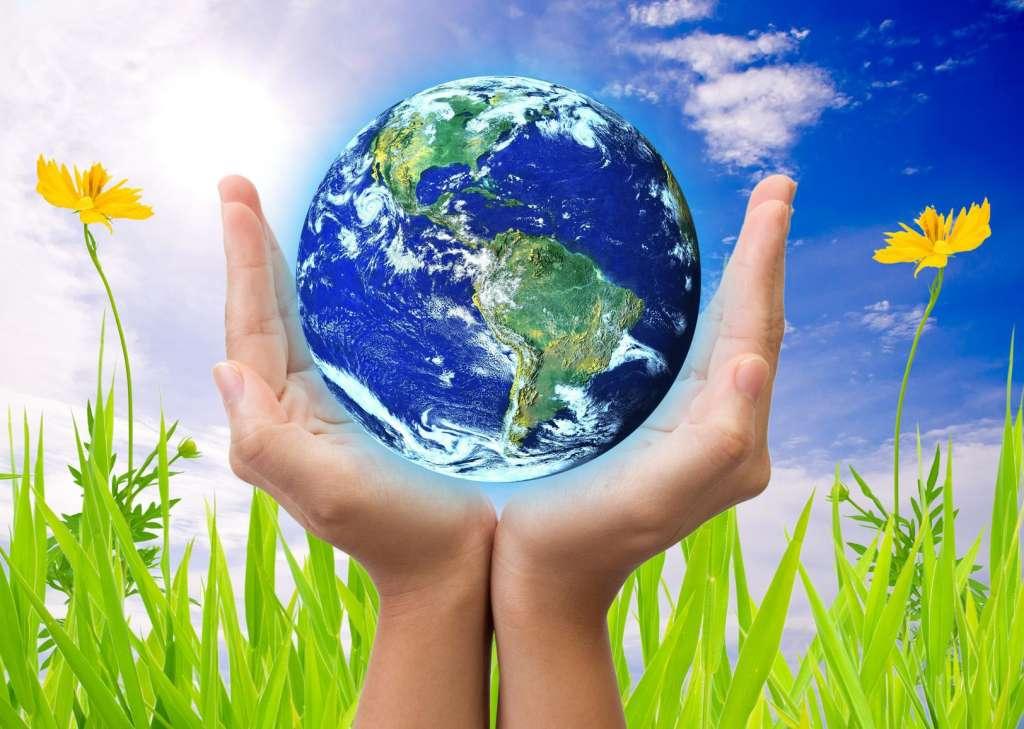 картинки земной шар на ладонях гарантии