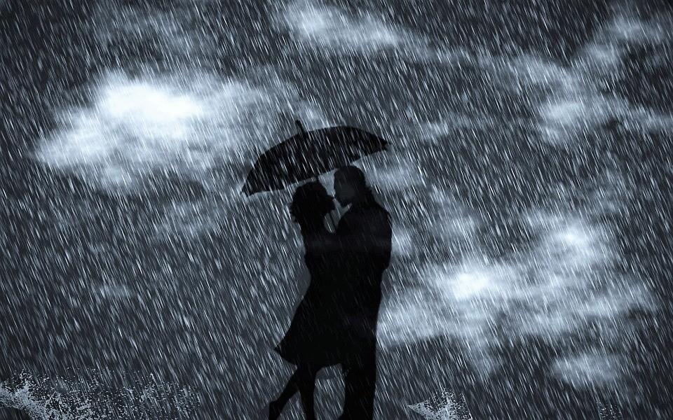 Картинки двое под дождем без зонта, смешные надписями рабочий