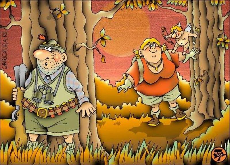 Фото юмор карикатура