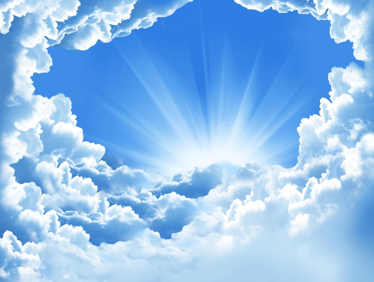 облака днем на небе картинки торты