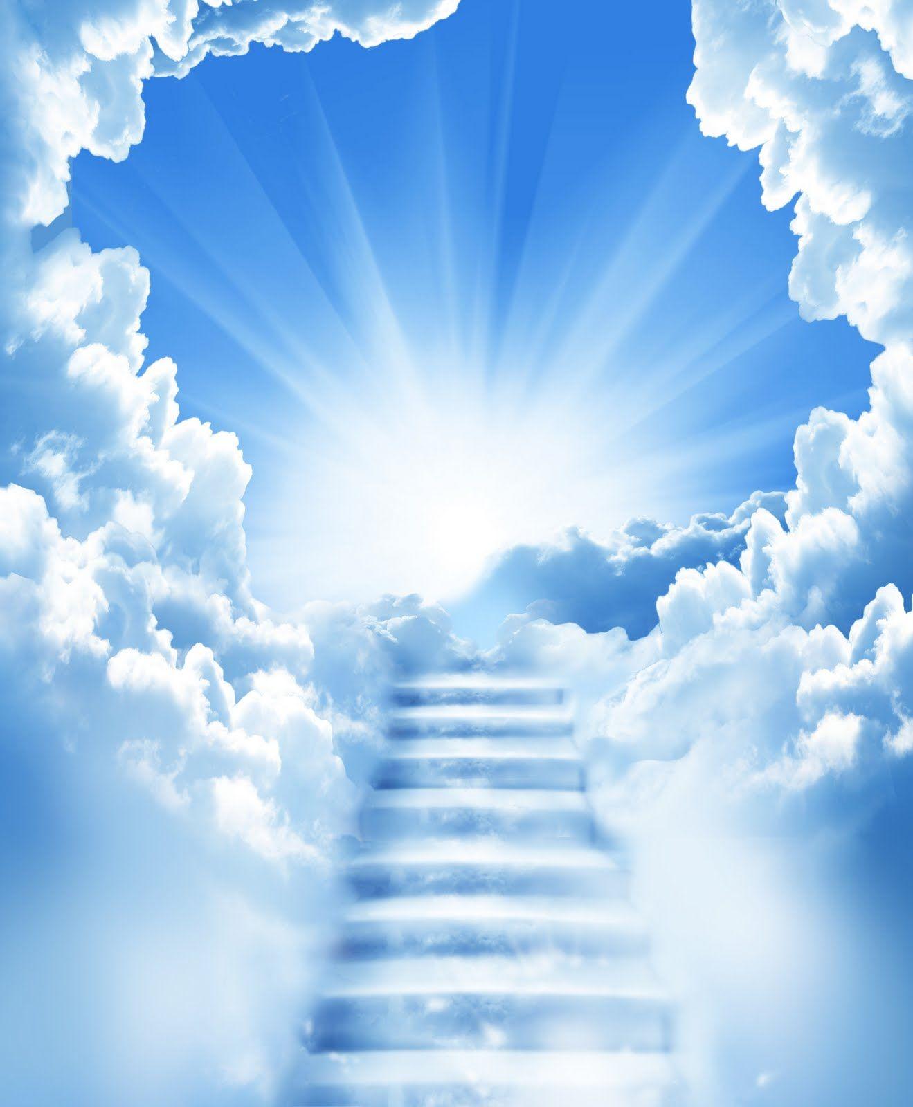 картинка лестница в небо попросил