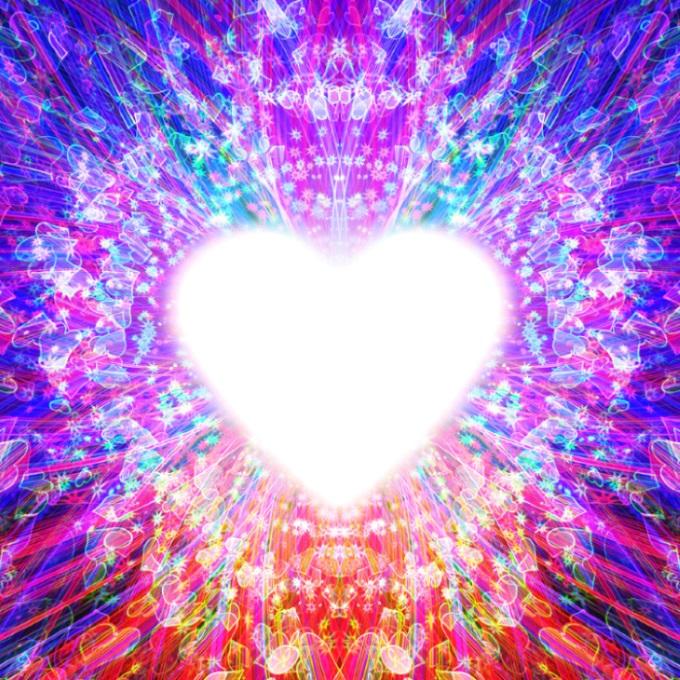 Картинка сердце эзотерика