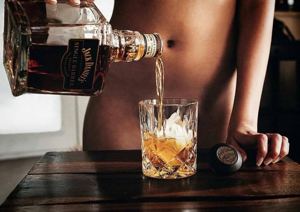 Whiskey sex