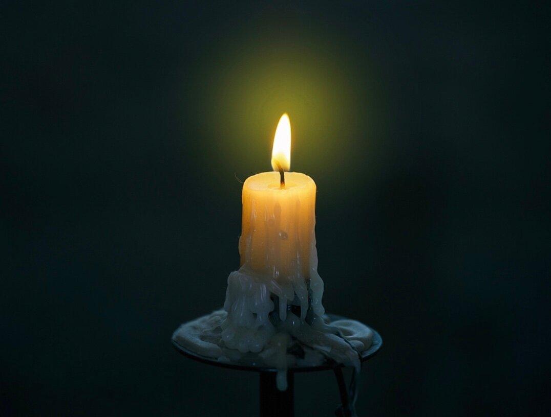 Горит свеча картинки, годовщина