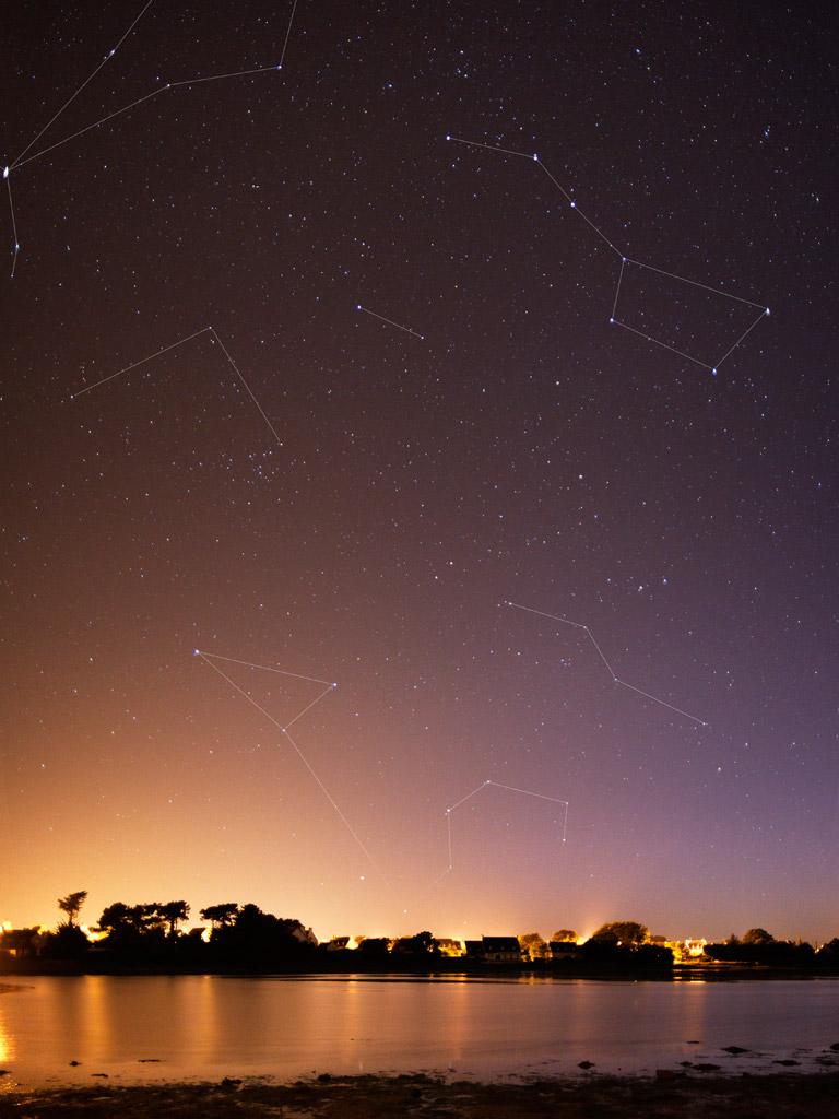 унылым картинка звездного неба с созвездиями вкусом группа, имеет