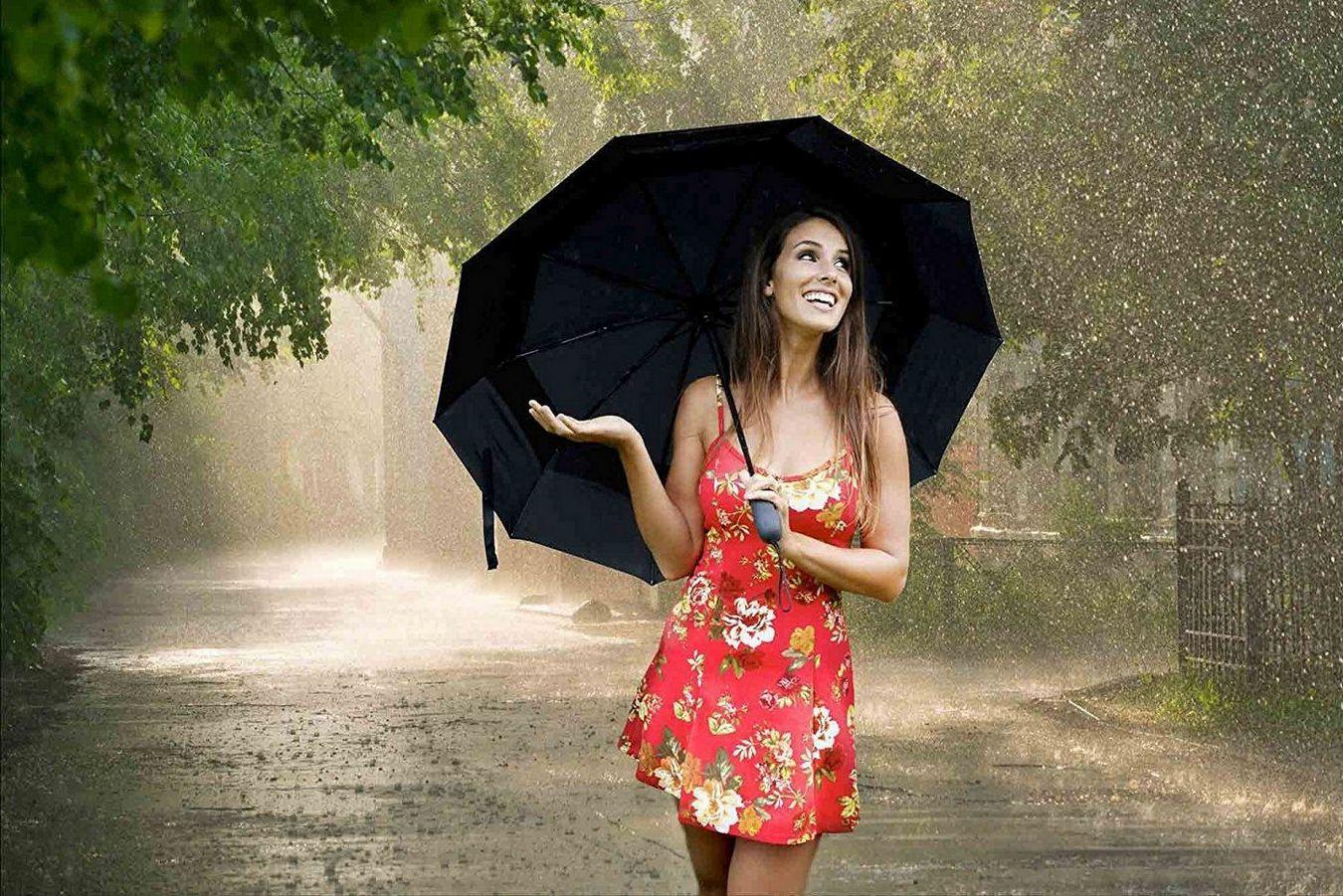 сразу фотосессия под дождем фото сплести