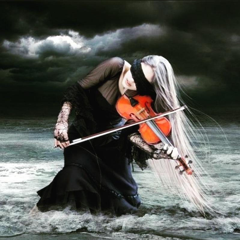 Картинки классическая музыка в современной обработке, открытки днем