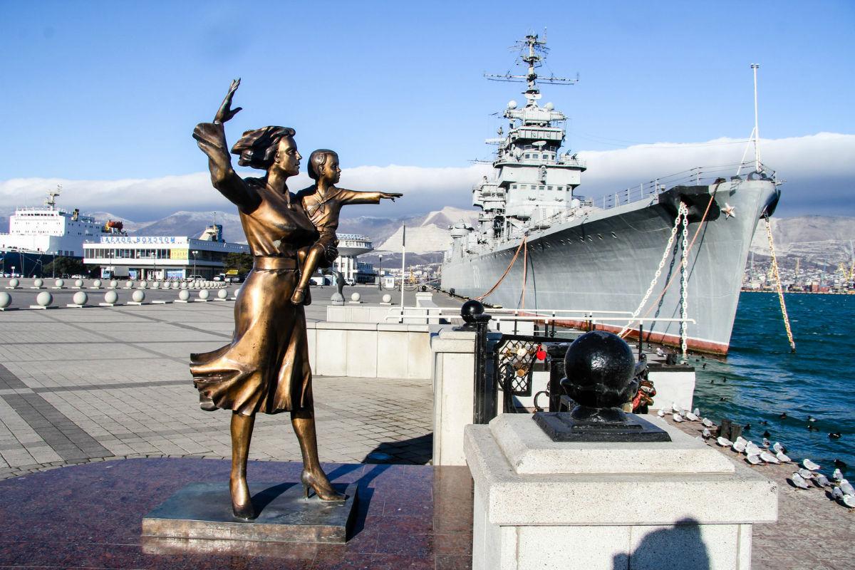 Картинки жене моряка