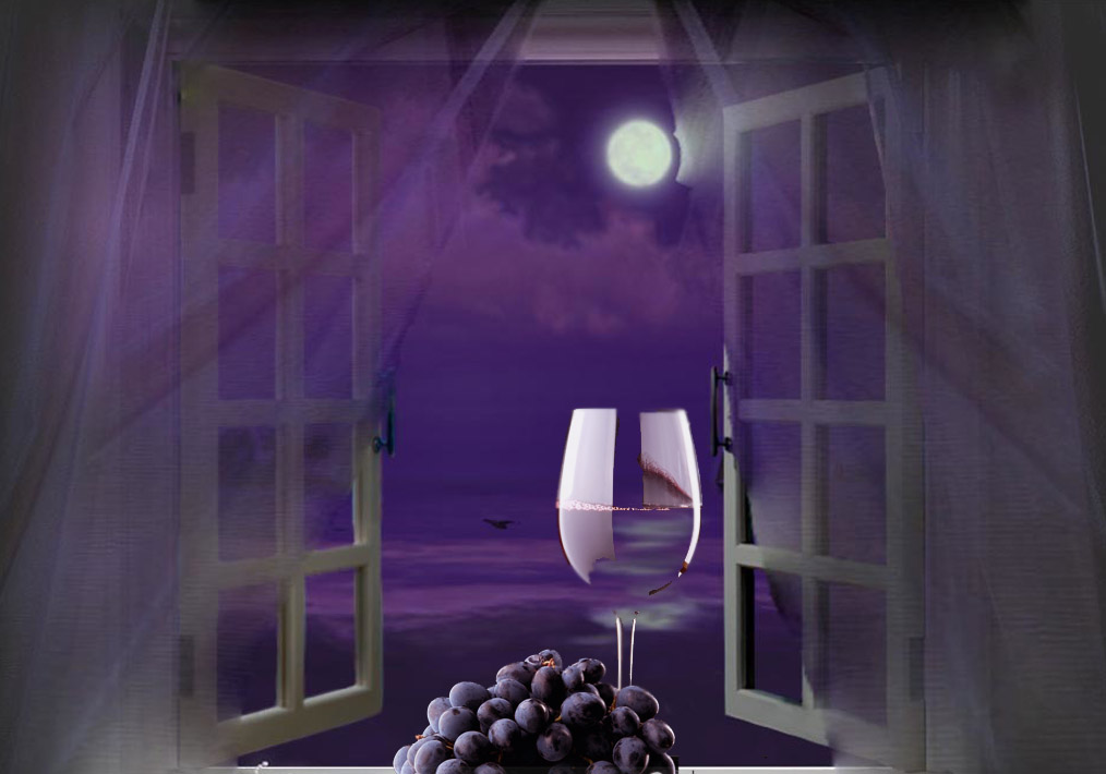 Открытки вечер за окном ночь на пороге, смешные аву