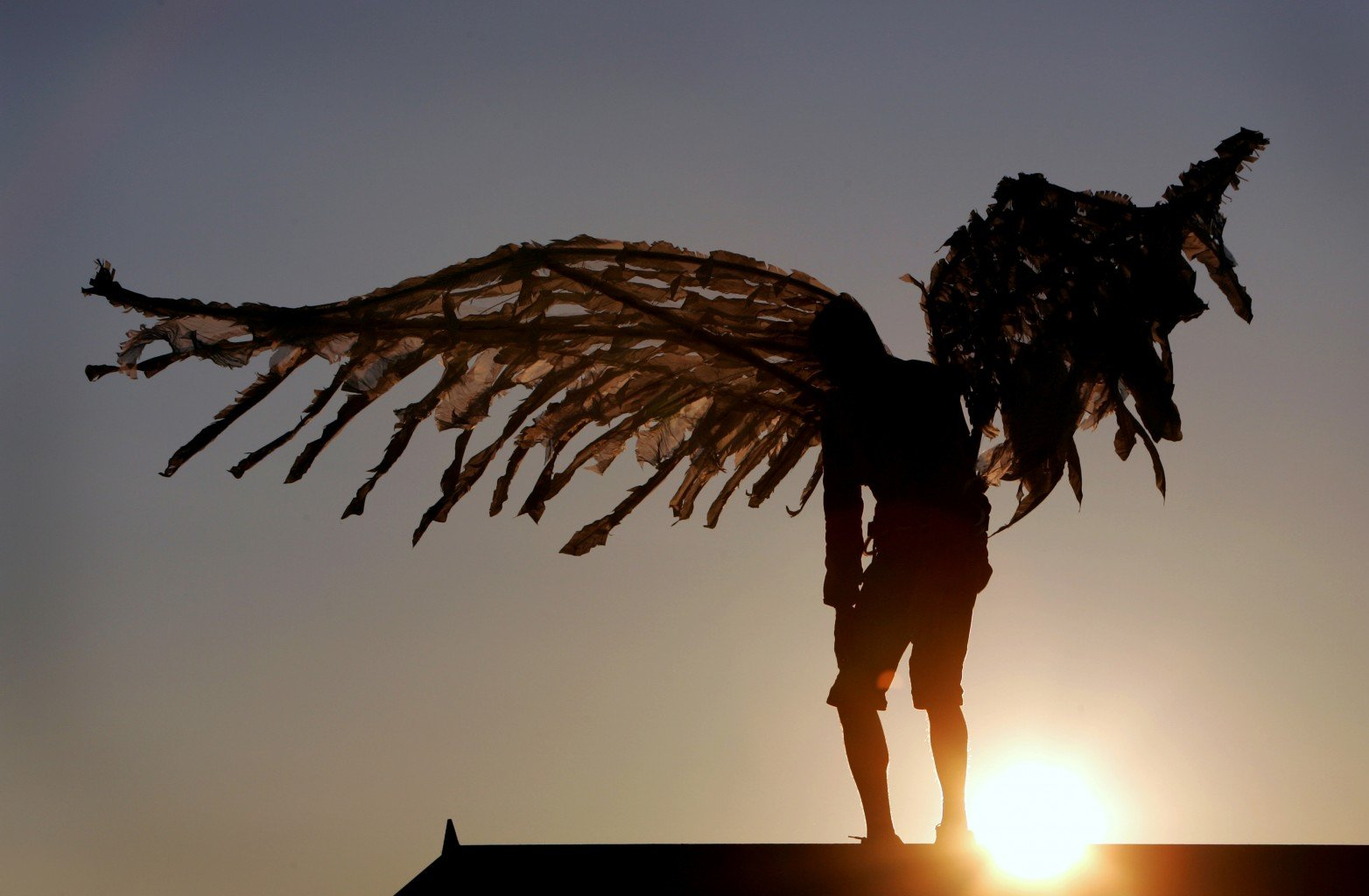 Обожженные крылья ангела картинки