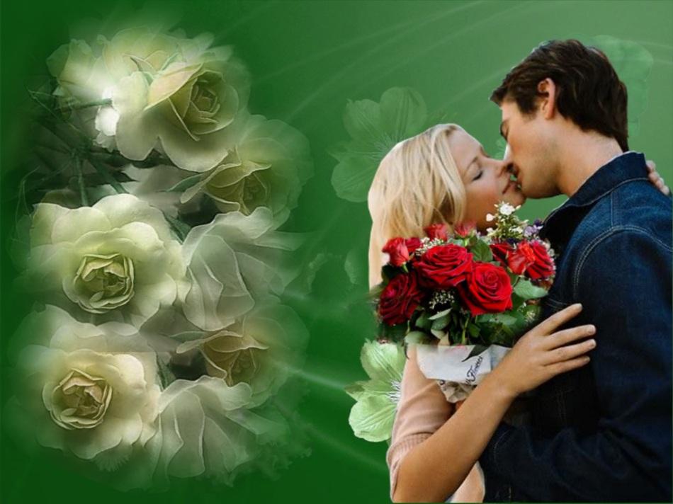 Картинки цветы с любовью женщине