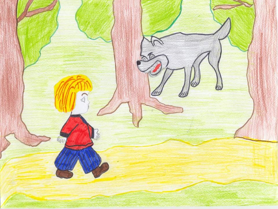 Опера петя и волк картинки