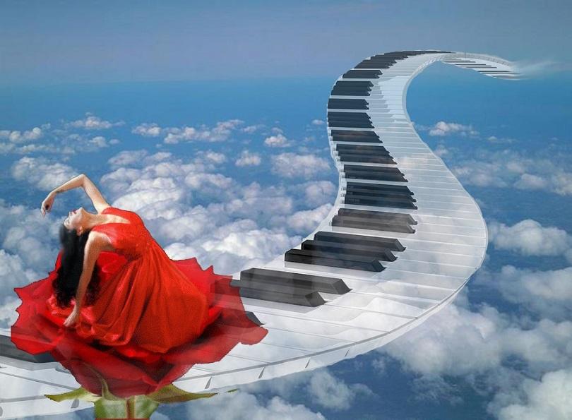 Красота музыки картинки красивые
