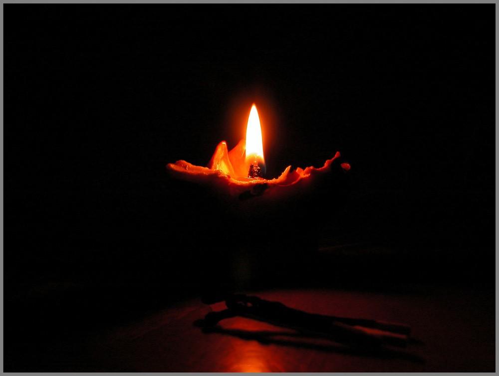 Фото свечи памяти брату