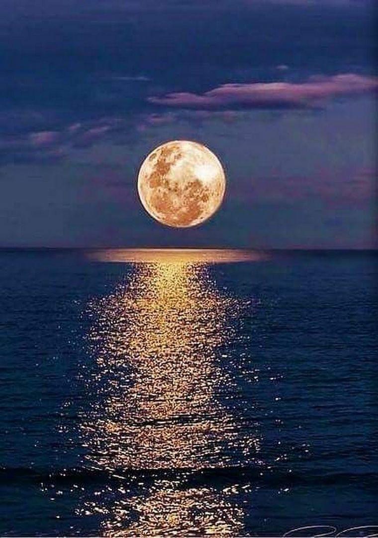 раскатанные фотография тающей луны разрухой