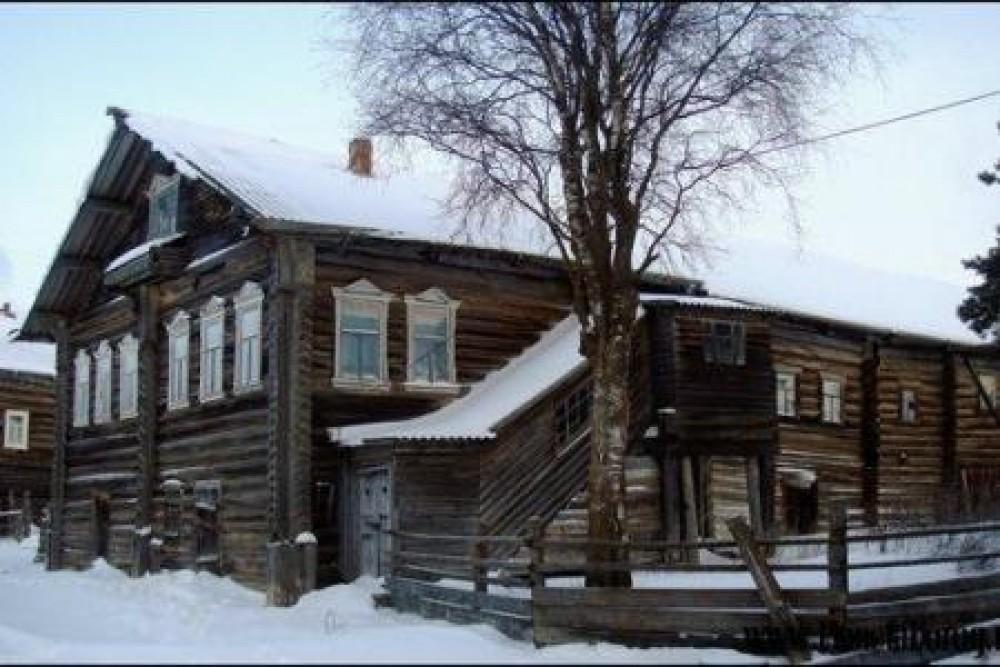 дом на руси