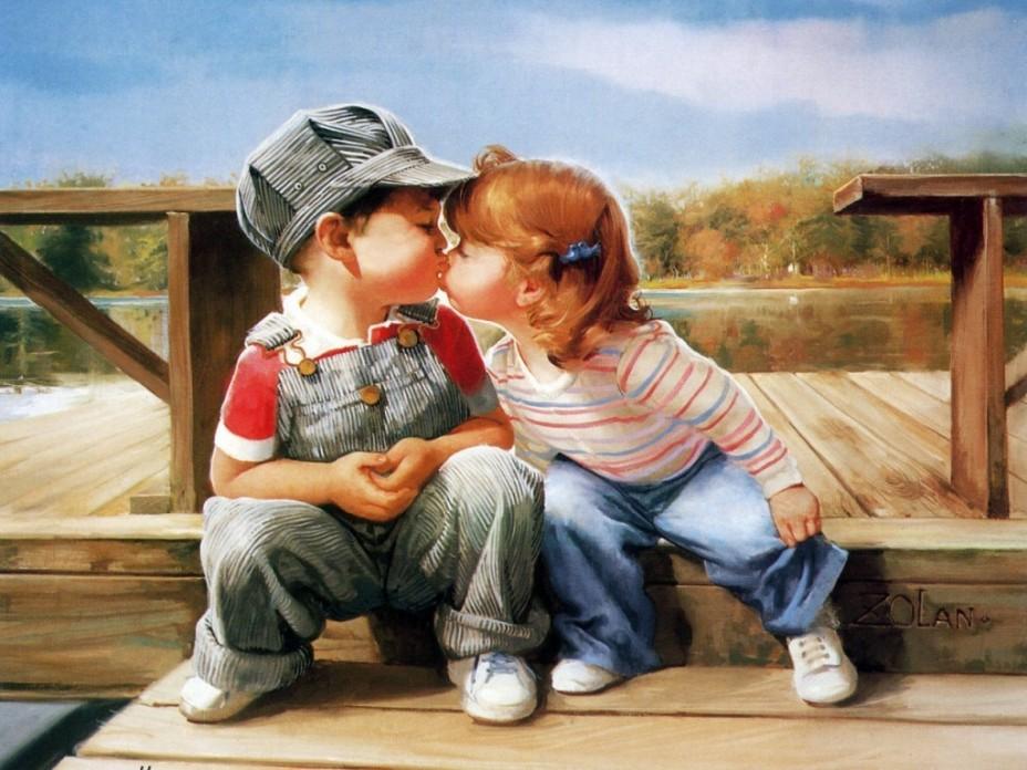 дочерью открытка все люди братья люблю с них брать тебе