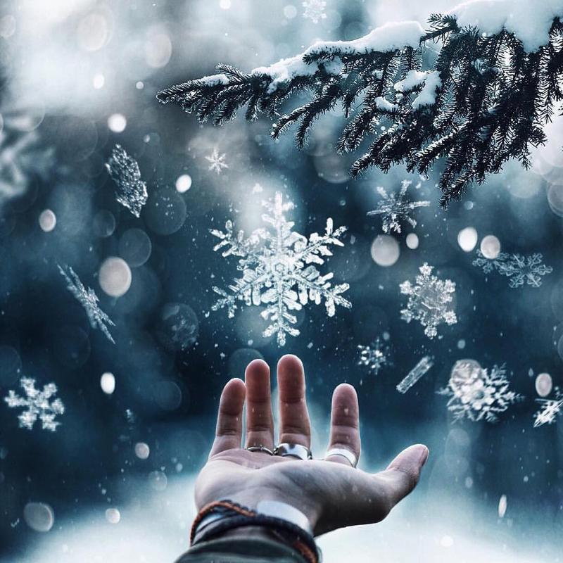 внимание, красивая картинка зимы на аву поучиться них искусству