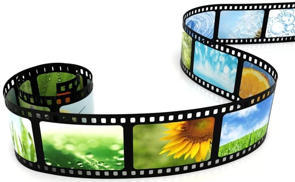 Картинки с кадрами кинопленки