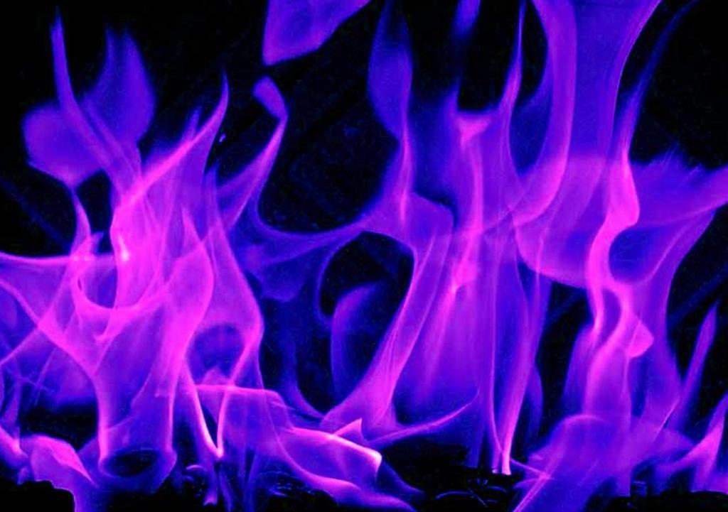 Фиолетовое пламя картинки на рабочий стол