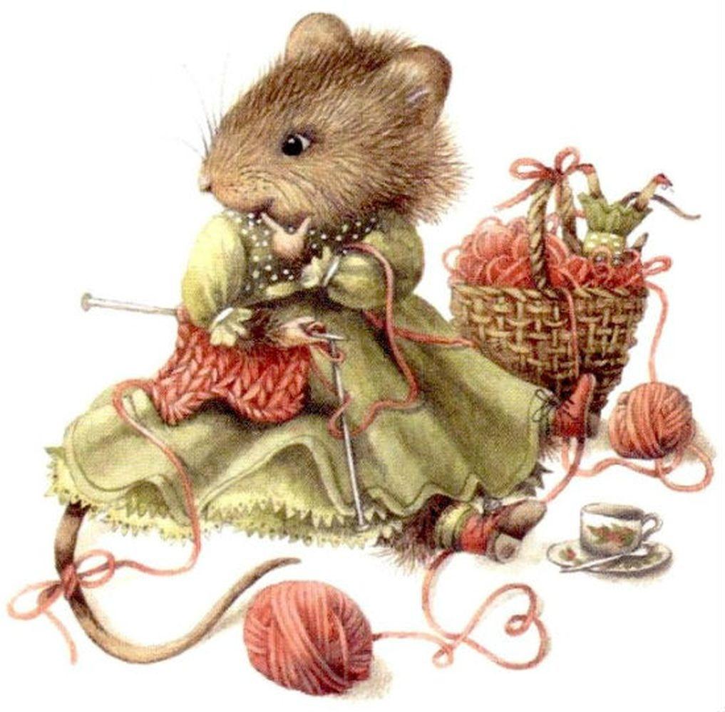 картинки красивых мышек для декупажа возможно, что всё