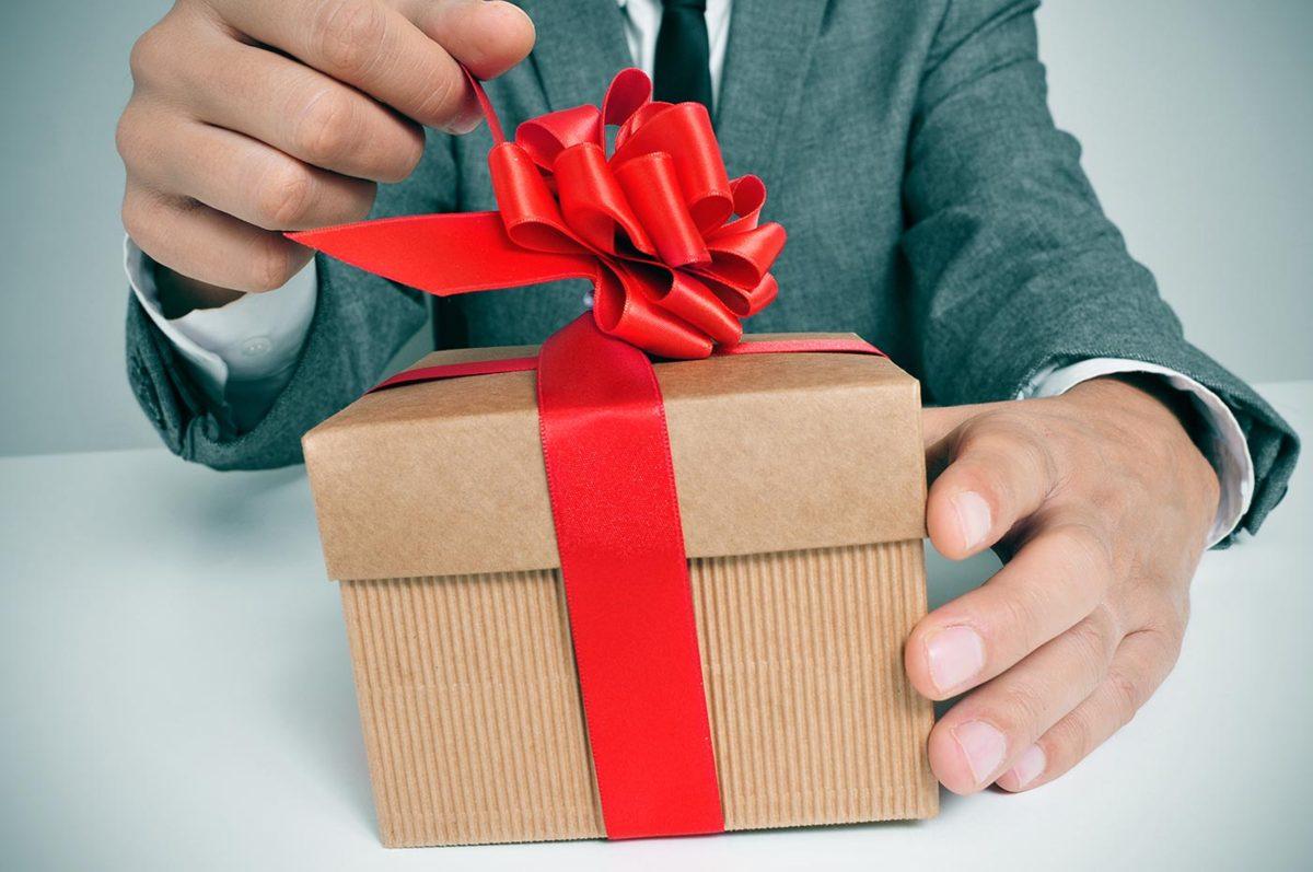 Дарим подарки картинки