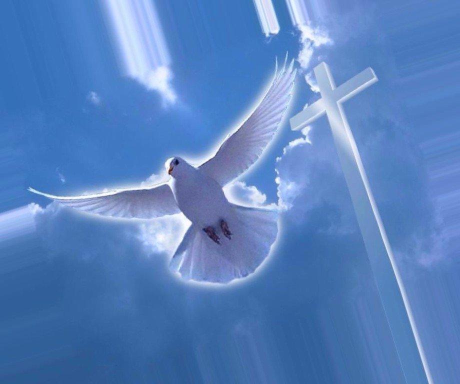 Картинка дух святый