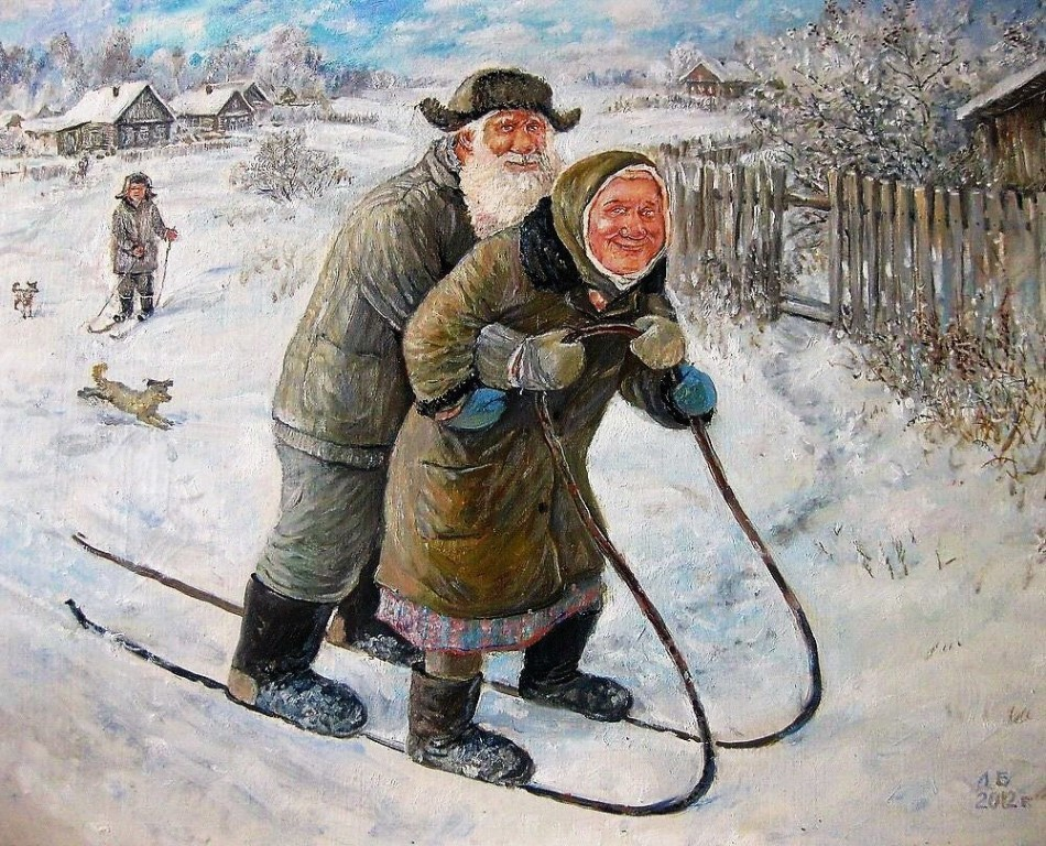 Картинки дедов и внуково
