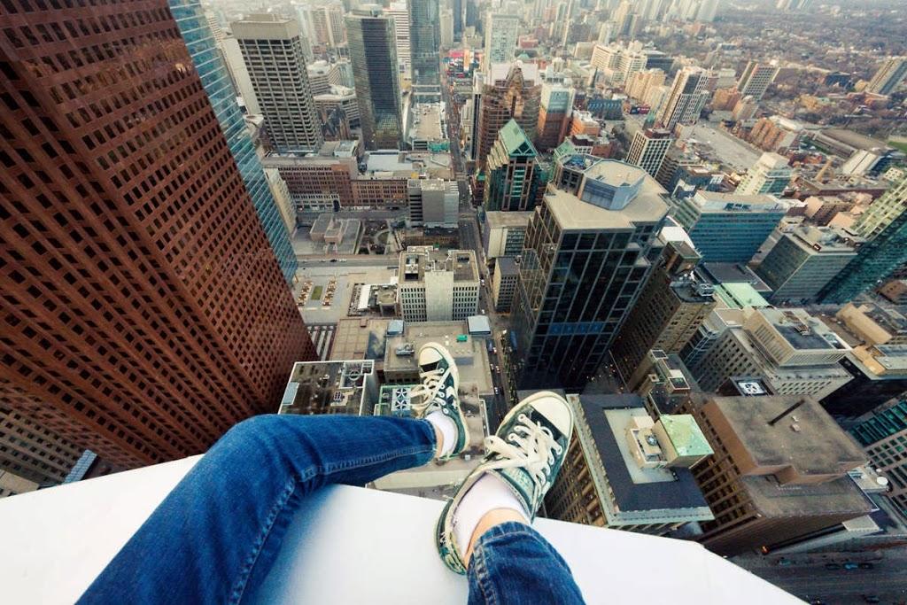 картинки человек на высоких зданиях потрясения никак могли