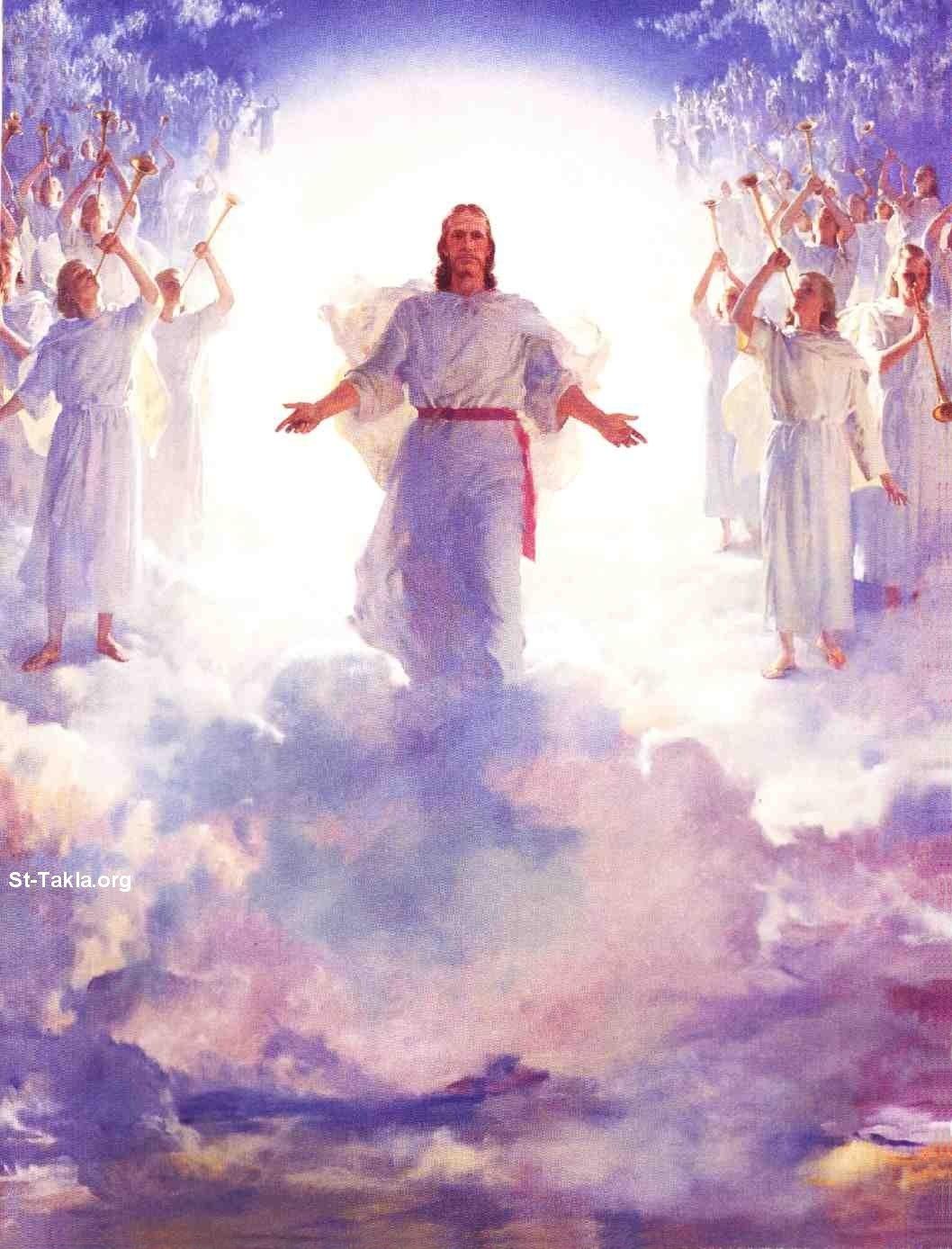 Картинки небо иисуса христа