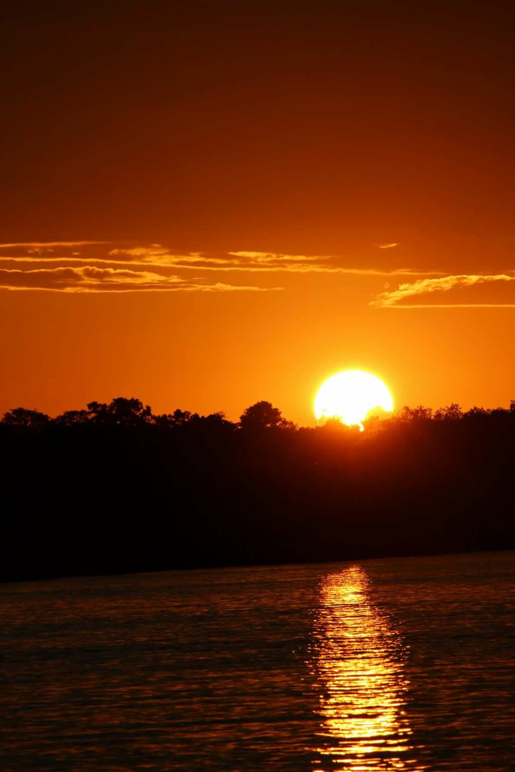 Красивые картинки заката или рассвета