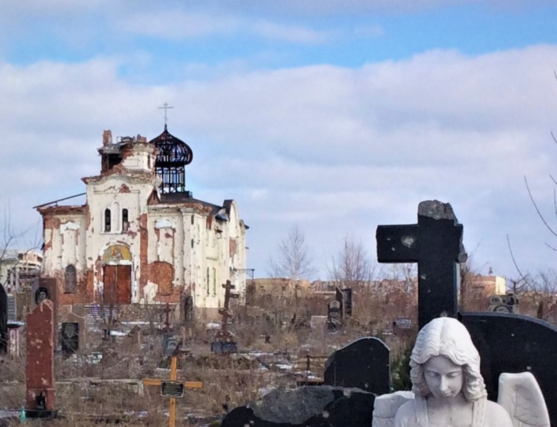 Чистилище (Лукин Сергей Александрович) / Стихи.ру