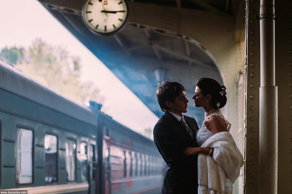 Встреча на вокзале картинки