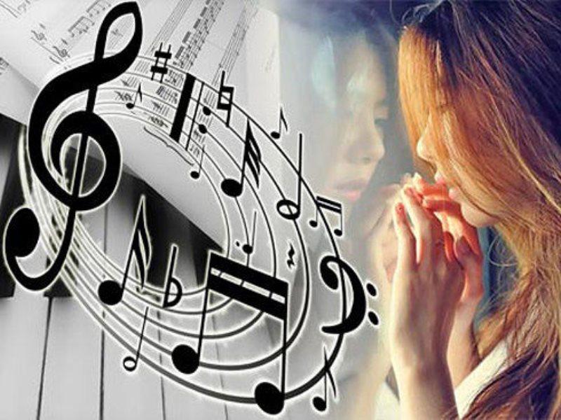 Картинки с музыкой и словами