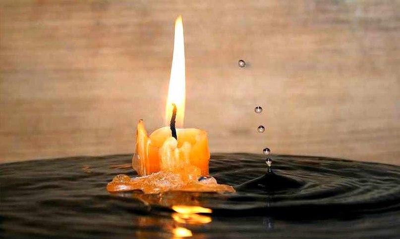 Свеча в душе картинка