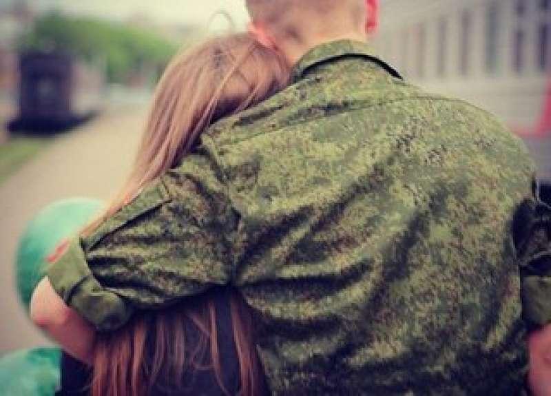 Фото в армию парню