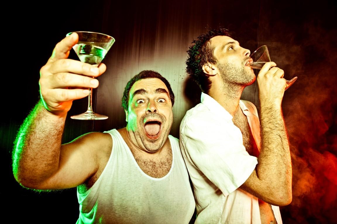 Веселые картинки про пьющих мужиков